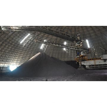 Light Arch Steel Building Dry Coal Storage Shed