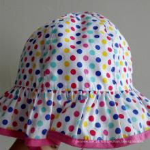 Promocionais pesca balde Sun Girl Hat (lb15104)