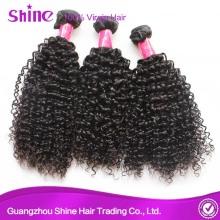 Durable Human Real Curly Mongolian Hair