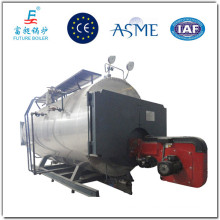Oil Gas Combi Steam Boiler