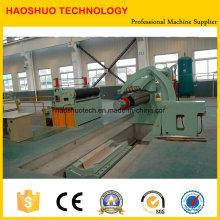 Hochwertige Stahl Coil Slitting Rückspulen Maschine
