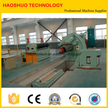 Máquina rebobinadora de corte longitudinal de bobina de acero de alta calidad