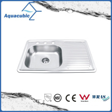Promotional Single-Bowl Moduled Sink (ACS8050CL)
