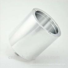Pièce d'usinage d'aluminium de précision d'OEM
