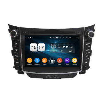 I30 2011-2014 Autoradio-DVD-Player