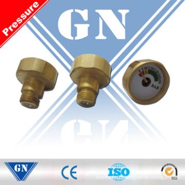Cx-Mini-Pg Mini Stainless Steel Pressure Gauge (CX-MINI-PG)