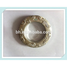Пластиковое кольцо занавеса, кольца занавесок, кольца занавесок