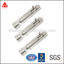custom stainless steel door lock bolt