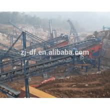 DXG redutor de velocidade montado em eixo para equipamento de trituração Mining