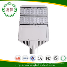Straßenlaterne 50W / 60W LED mit eleganter Klavierlack
