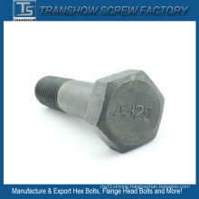 C1035 Medium Carbon Steel ASTM A325 Structure Bolt