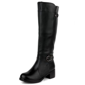 Neue Kollektion für 2016 Fashion Damen Stiefel (WZ-01)