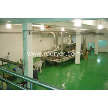 Copper sulfate drying machine