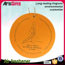 Hot selling absorbent promotional paper custom air freshener