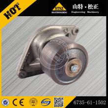 Komatsu D475-5 Wasserpumpe 6219-61-1100 6212-61-1305