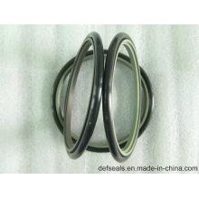 PTFE-Dichtungsring / Step Seal mit Daikin Material Step Seals
