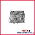 customized moldes zinc alloy mental zipper slider mold