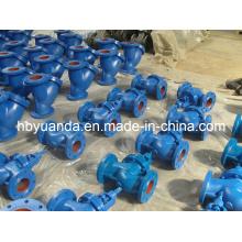 DIN grey iron globe valve (J41T/H/W-16 DN15-300)