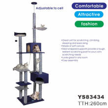 High Modern Luxurious Cat Tree (YS83434)