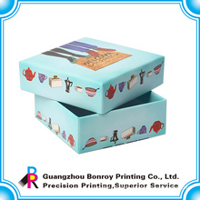 new design custom made high quality small paper box for chocolates
