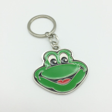 Cartoon Style Custom Metal Keychain