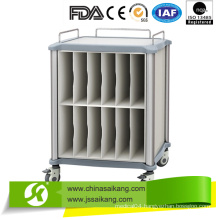 Skr100 Hospital ABS Transfer Trolley Equipment CT Film Trolley, Saikang