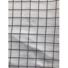 tela de poliéster teñida con hilo para textiles para el hogar