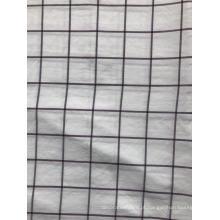 tecido de poliéster tingido com fios para têxteis-lar
