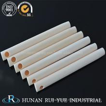 Tube en céramique d'isolation d'alumine de 99%