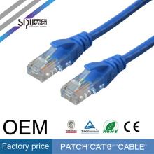 SIPU Ethernet geschirmt Cat5e / Cat6 / Cat6a / Cat 7 Patchkabel Kabel High Speed Patchkabel Netzwerkkabel
