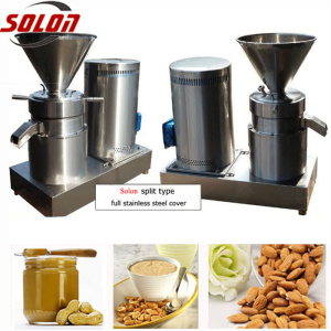 Multi-functional Peanut Paste Grinding Machine For Bone