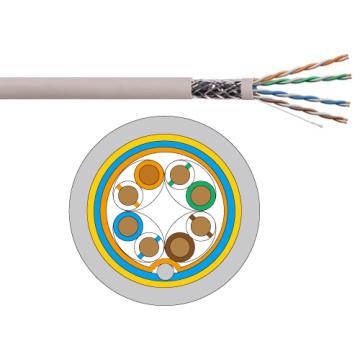 Cat5e SFTP Lan кабель