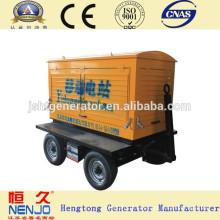 China Sistema de generador eléctrico móvil de las ventas calientes 25KVA
