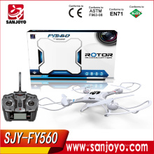 2016 SJY-FY560 Professional Remote Control Drone High Quality Quadcopter Toys Flying Light Drone Drone With 2MP Camera