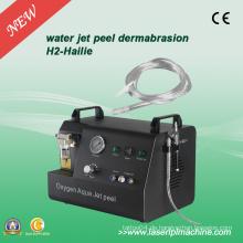 H2 Hotsale Multifunktions-Sauerstoff-Aqua-Jet-Peel-Gesichtsmaschine