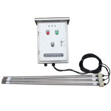 Large Capacity Submersible UV Sterilizer for Pool Water Disinfection