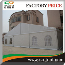 15mx20m aluminum event tent in aluminum frame with SGS approbation for 200 people seated outdoor party