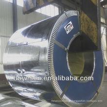 Bobina de aço galvanizado de boa qualidade 0,4 0,5 mm