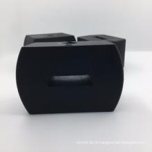 Absorventes de choque de elastômero almofada bloco YQ