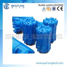 T51 de pedacitos de botón del hilo de rosca para perforación del granito