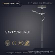 10m 80W 90W 100W LED Solarstraßenlaterne