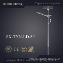 10m 80W 90W 100W LED Solar Street Light