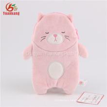 Cute new design plush cat PHONE BAG plush toys