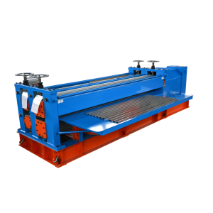Barrel Type Iron Sheet Roll Forming Machine