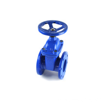 DIN3352 F4 PN16 ggg50 ductile iron DN80 heavy body gate valve