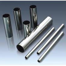 201 Grau Tubo de aço inoxidável (tubo redondo)