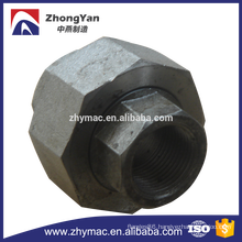 manufacturer directly provide carbon steel pipe fitting union