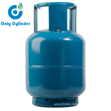 Export to South Africa Solid Steel 118L Propane LPG Gas Cylinder