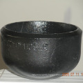 Schedule 40 Steel Pipe Cap