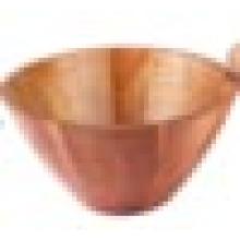 Novo japonês feitos à mão tigela de madeira anti-choque tartaruga madeira salada tigela tigela de sopa de arroz